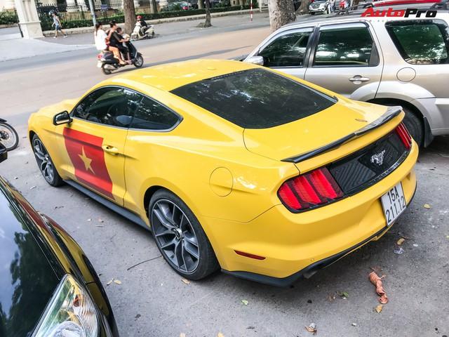 Ford Mustang Ecoboost từng tai nạn đến nát đầu của dân chơi Hải Phòng giờ ra sao? - Ảnh 6.