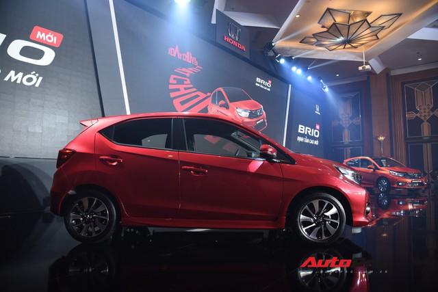 Ra mắt Honda Brio giá từ 418 triệu đồng, phả hơi nóng lên VinFast Fadil - Ảnh 2.