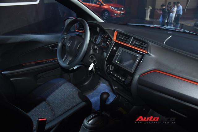 Ra mắt Honda Brio giá từ 418 triệu đồng, phả hơi nóng lên VinFast Fadil - Ảnh 4.