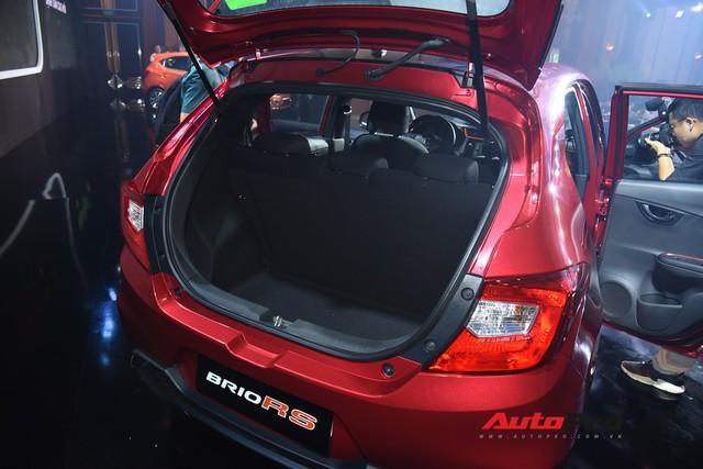 Ra mắt Honda Brio giá từ 418 triệu đồng, phả hơi nóng lên VinFast Fadil - Ảnh 6.