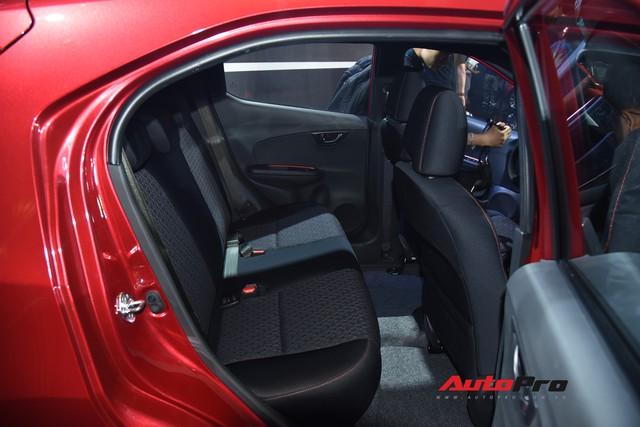 Chi tiết Honda Brio RS - Phép thử mới trong phân khúc xe cỡ nhỏ tại Việt Nam - Ảnh 14.
