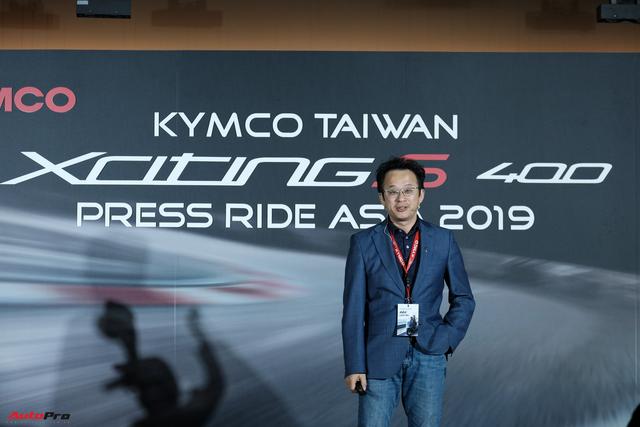 Đánh giá Kymco Xciting S 400i sau hai ngày đầy cảm xúc trên đất Đài Loan - Ảnh 2.