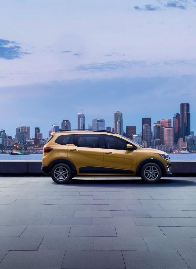 Renault Triber - SUV 7 chỗ ngắn hơn 4 mét, tuỳ biến ghế ngồi theo 100 cách khác nhau - Ảnh 1.