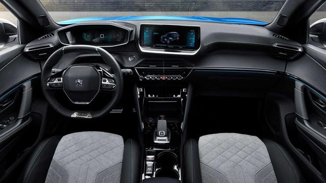 Peugeot 2008 ra mắt phiên bản mới - Đối đầu Ford EcoSport - Ảnh 3.