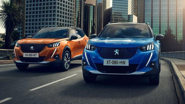 Peugeot 2008 ra mắt phiên bản mới - Đối đầu Ford EcoSport