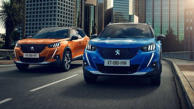 Peugeot 2008 đắt hàng, bán vượt xe quốc dân VW Golf và Toyota Yaris - Ảnh 1.