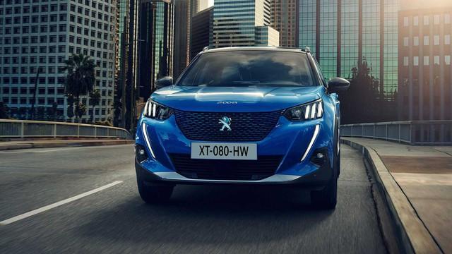Peugeot 2008 ra mắt phiên bản mới - Đối đầu Ford EcoSport - Ảnh 1.