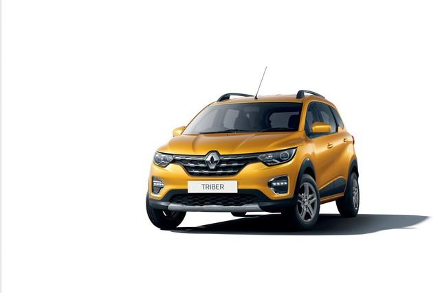 Renault Triber - SUV 7 chỗ ngắn hơn 4 mét, tuỳ biến ghế ngồi theo 100 cách khác nhau - Ảnh 8.
