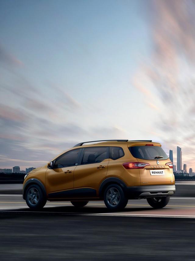 Renault Triber - SUV 7 chỗ ngắn hơn 4 mét, tuỳ biến ghế ngồi theo 100 cách khác nhau - Ảnh 3.