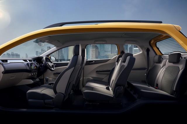 Renault Triber - SUV 7 chỗ ngắn hơn 4 mét, tuỳ biến ghế ngồi theo 100 cách khác nhau - Ảnh 4.