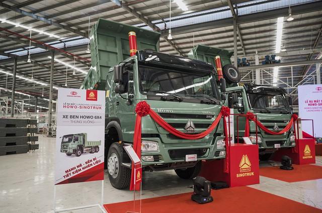Xe tải Trung Quốc lấn sân tại Việt Nam - Ảnh 1.