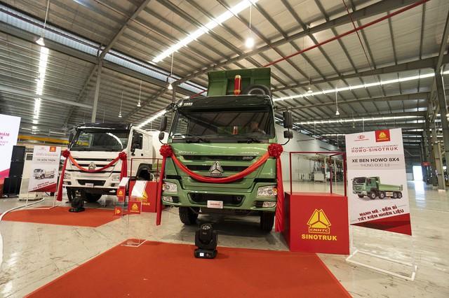 Xe tải Trung Quốc lấn sân tại Việt Nam - Ảnh 2.