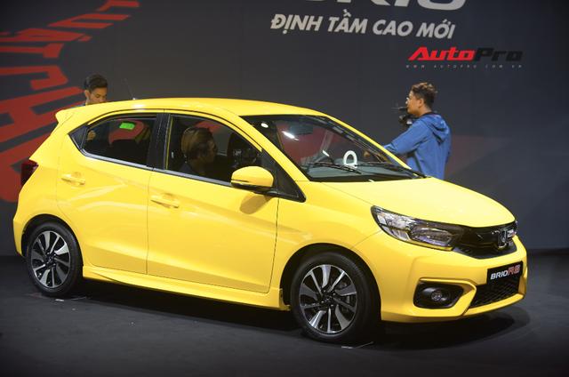 Chọn Honda Brio hay mua VinFast Fadil - Hai kỳ phùng địch thủ đắt đỏ nhất phân khúc - Ảnh 1.