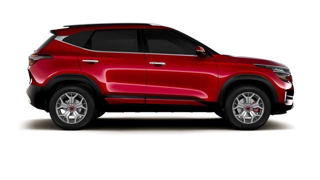 Kia chính thức ra mắt SUV cỡ nhỏ Seltos - Ảnh 4.