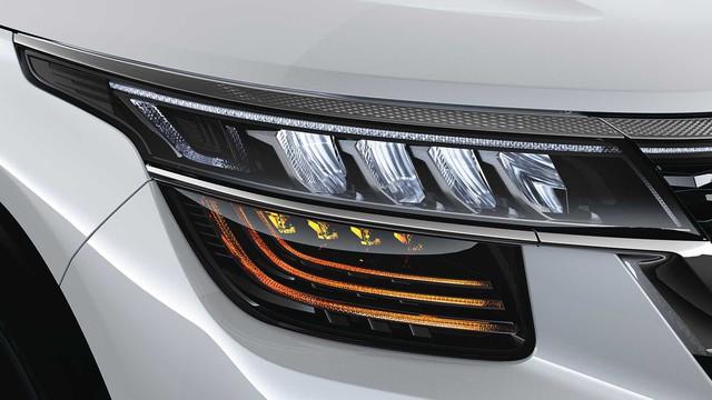 Kia chính thức ra mắt SUV cỡ nhỏ Seltos - Ảnh 5.