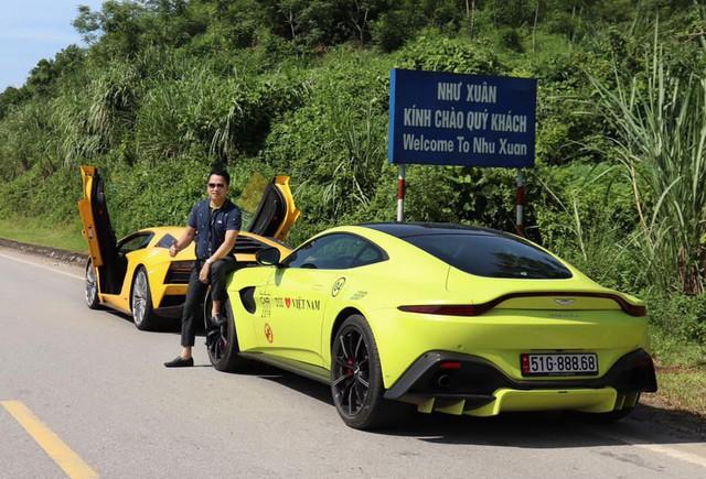Hậu Car Passion 2019, Hoàng Kim Khánh chạy cung đường mòn Hồ Chí Minh với 2 siêu phẩm độc nhất Việt Nam - Ảnh 2.