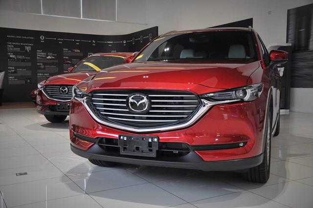 Mua SUV 7 chỗ hơn 1,1 tỷ đồng tại Việt Nam, không chọn Mazda CX-8 còn những xe nào khác? - Ảnh 1.