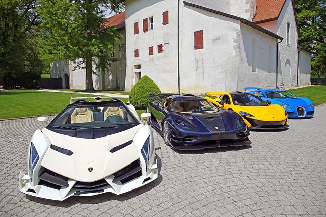 Koenigsegg dỗi vì siêu xe khét tiếng trong bộ sưu tập của lãnh đạo tham nhũng bị đấu giá quá thấp nhưng người cầm trịch không thèm đoái hoài - Ảnh 1.