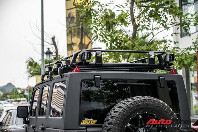 Khám phá hàng khủng Jeep Wrangler độ tất tay của đại gia Thái Nguyên - Ảnh 15.