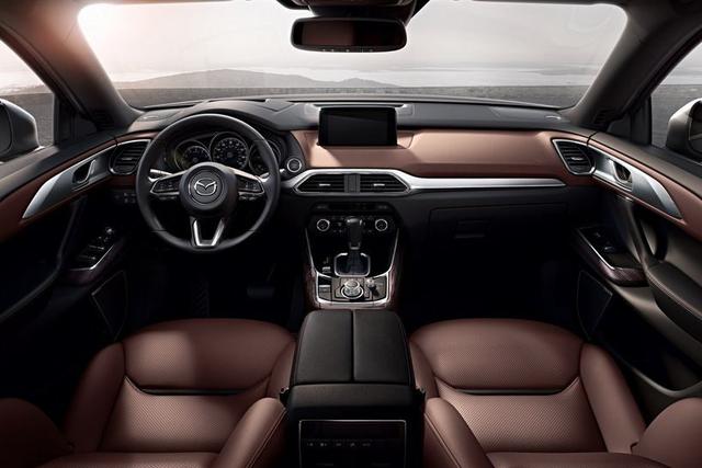 Mazda CX-8 giá từ hơn 1,1 tỷ đồng ra mắt - Át chủ bài của THACO ở phân khúc SUV 7 chỗ - Ảnh 3.