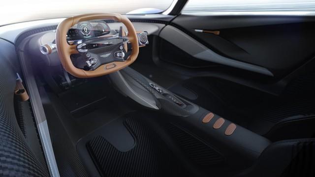 Những siêu phẩm Aston Martin này sẽ xuất hiện trong phần phim Điệp viên 007 mới - Ảnh 3.