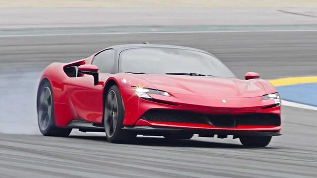 Ferrari lý giải trái tim của dòng xe mạnh mẽ nhất từng sản xuất SF90 Stradale - Ảnh 2.