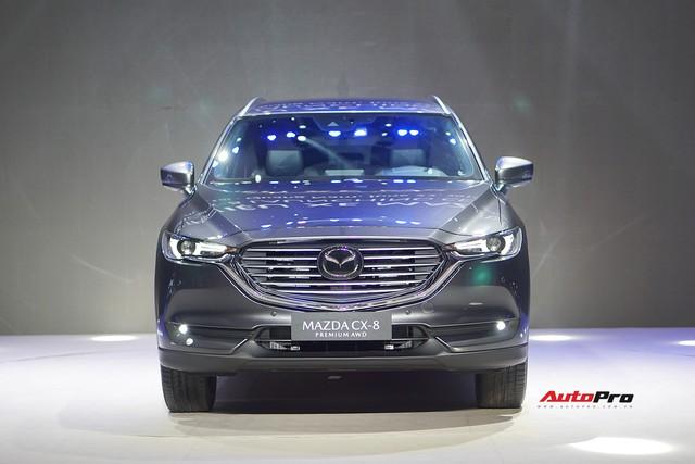 Mazda CX-8 giá từ hơn 1,1 tỷ đồng ra mắt - Át chủ bài của THACO ở phân khúc SUV 7 chỗ - Ảnh 1.