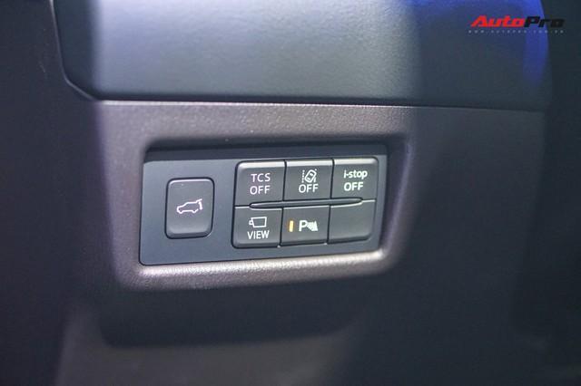 Khám phá chi tiết Mazda CX-8 Premium - Vua công nghệ trong tầm tiền 1,4 tỷ đồng - Ảnh 16.