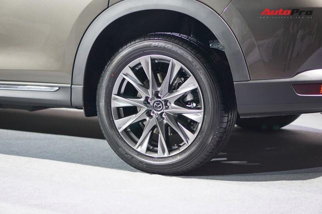 Khám phá chi tiết Mazda CX-8 Premium - Vua công nghệ trong tầm tiền 1,4 tỷ đồng - Ảnh 3.