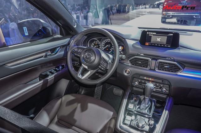 Khám phá chi tiết Mazda CX-8 Premium - Vua công nghệ trong tầm tiền 1,4 tỷ đồng - Ảnh 6.