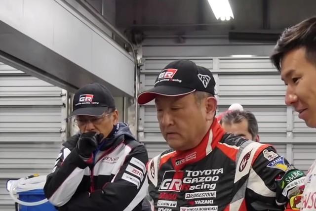 Chủ tịch Toyota lấy tên giả, đóng vai người thường để tham gia giải đua xe và cái kết - Ảnh 2.