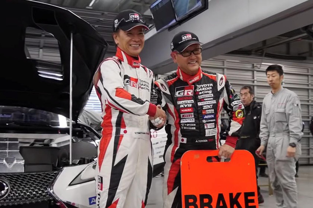 Chủ tịch Toyota lấy tên giả, đóng vai người thường để tham gia giải đua xe và cái kết - Ảnh 3.