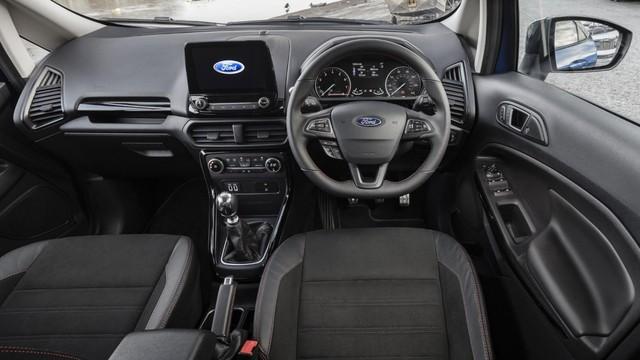 Hóa ra thảm trải sàn trên Ford EcoSport mới làm bằng chất liệu đặc biệt này - Ảnh 1.