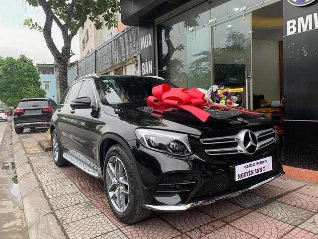 Sinh năm 2000, thiếu gia Thanh Hoá gây sốt khi chi hơn 2 tỷ mua Mercedes-Benz GLC 300 - Ảnh 2.