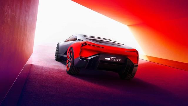 BMW i8 đã có người kế nhiệm: Vision M Next, thiết kế siêu ấn tượng, 600 mã lực - Ảnh 5.
