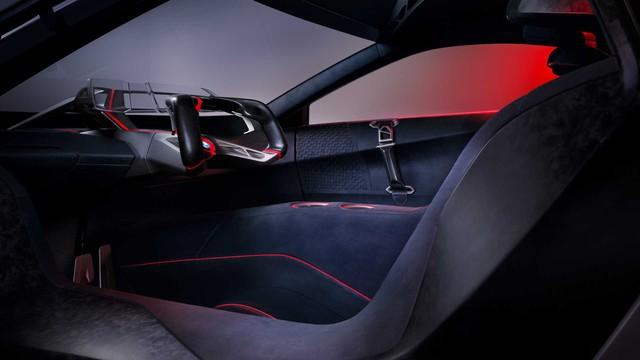 BMW i8 đã có người kế nhiệm: Vision M Next, thiết kế siêu ấn tượng, 600 mã lực - Ảnh 7.