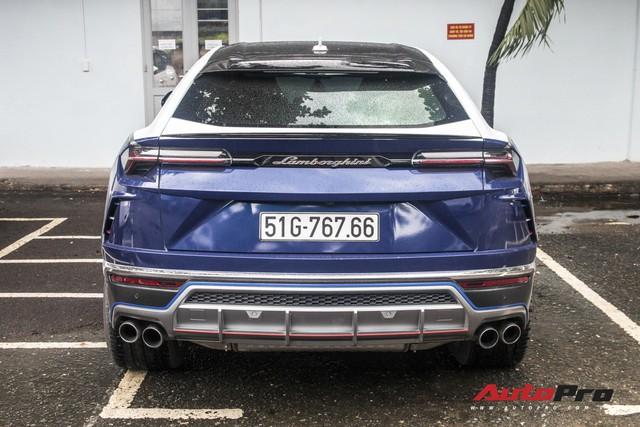 Đẳng cấp Minh nhựa: Lái Lamborghini Urus đi bấm biển số Mercedes-AMG G63 Edition 1 mới tậu - Ảnh 6.