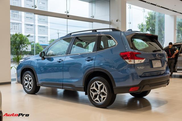 Khám phá Subaru Forester 2019 bản tiêu chuẩn giá ưu đãi 990 triệu đồng - có gì hơn Mazda CX-5 và Honda CR-V? - Ảnh 3.