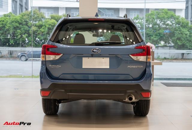 Khám phá Subaru Forester 2019 bản tiêu chuẩn giá ưu đãi 990 triệu đồng - có gì hơn Mazda CX-5 và Honda CR-V? - Ảnh 7.