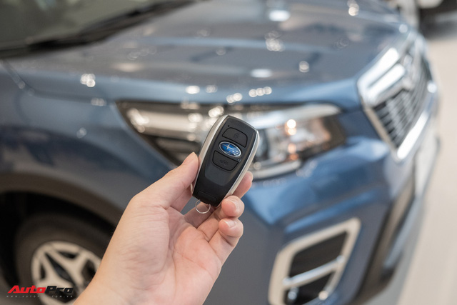 Khám phá Subaru Forester 2019 bản tiêu chuẩn giá ưu đãi 990 triệu đồng - có gì hơn Mazda CX-5 và Honda CR-V? - Ảnh 16.