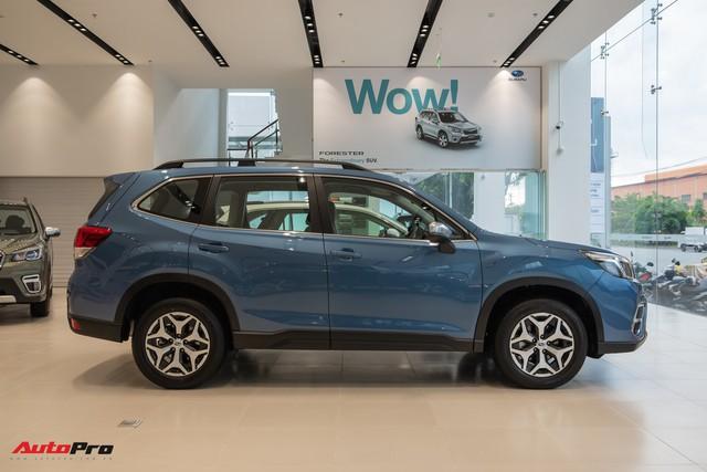 Khám phá Subaru Forester 2019 bản tiêu chuẩn giá ưu đãi 990 triệu đồng - có gì hơn Mazda CX-5 và Honda CR-V? - Ảnh 5.