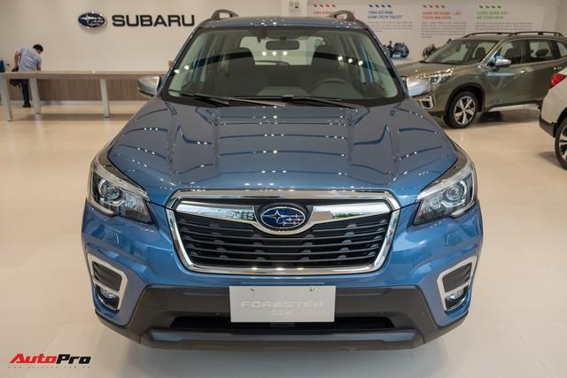 Subaru Forester 2.0i-S Eye-Sight giao xe từ tháng 10, bán giá ưu đãi giảm 89 triệu đồng - Ảnh 1.