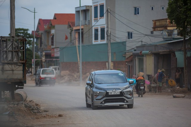 Sử dụng như bình thường, Mitsubishi Xpander tiêu hao 5,06 lít/100km trên đường hỗn hợp tại Việt Nam - Ảnh 1.