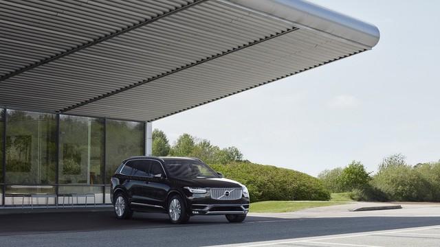 Đã an toàn nhất thế giới, Volvo XC90 giờ còn chống được đạn và thuốc nổ - Ảnh 1.