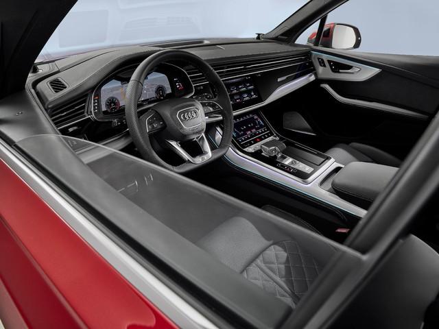 SUV chủ lực Audi Q7 ra mắt phiên bản mới: Tăng sức đua tranh Mercedes GLS - Ảnh 5.