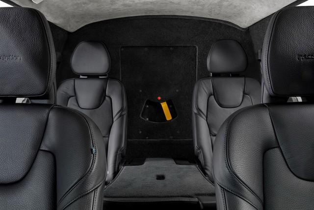 Đã an toàn nhất thế giới, Volvo XC90 giờ còn chống được đạn và thuốc nổ - Ảnh 3.