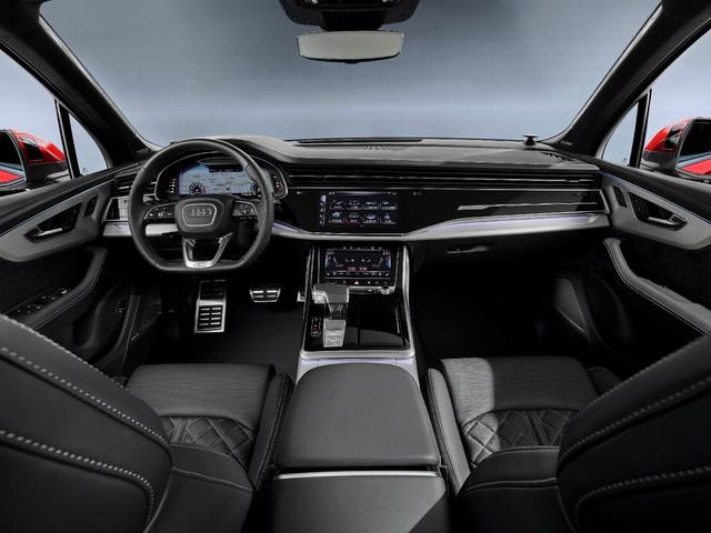 SUV chủ lực Audi Q7 ra mắt phiên bản mới: Tăng sức đua tranh Mercedes GLS - Ảnh 4.