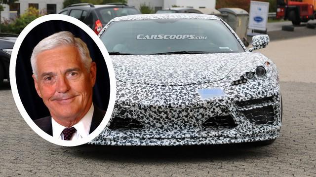 'Chẳng ai từng dùng Porsche 911 nghĩ đến chuyện mua Chevrolet Corvette, hãng nên làm Corvette SUV thì hơn'