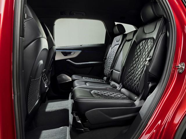 SUV chủ lực Audi Q7 ra mắt phiên bản mới: Tăng sức đua tranh Mercedes GLS - Ảnh 6.