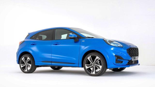 Căn hộ mini di động Ford Puma chính thức trình làng với vô vàn công nghệ - Ảnh 1.